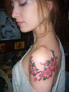 Tatuajes en el hombro para mujeres 2 0