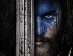 The Summer adventure movie Warcraft, stars Travis Fimmel as the fictional character and champion human warrior, Anduin Lothar.