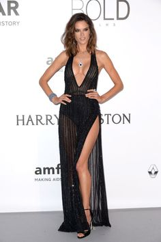 It's the most glamorous red carpet of the year: Cannes Film Festival. See all the best red carpet looks here: Alessandra Ambrosio