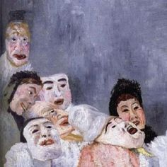 james ensor | Tumblr
