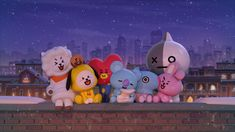 BTS BT21 HD Wallpapers New Tab Themes | HD Wallpapers & Backgrounds