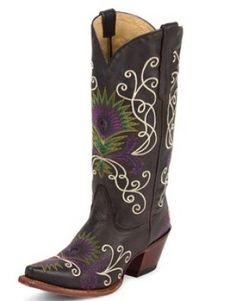 Womens Tony Lama Tucson Boots Espresso #Vf3039 via @allen sutton Boots