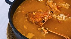 spanish Lobster stew with video