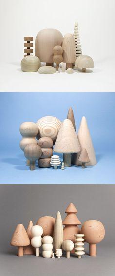 Mark Giglio // children's wood toys