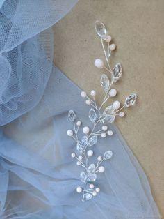 Bridal Hair Pins, Hair Comb Wedding, Wedding Hair Pieces, Hair Brooch, Hair Decorations, Wedding Hair Accessories, Bridal Headpieces, Hair Jewelry, Flowers In Hair