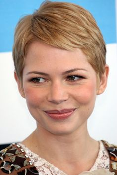 cool Haircuts Celebrity Pixie