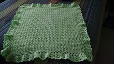 Another baby blanket