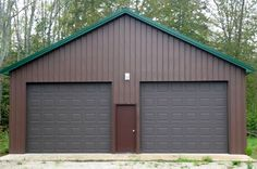 Garages | Pole Barn Kits