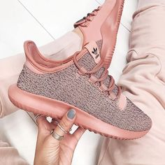 The new adidas Originals Tubular Shadow in Raw Pink available at stylerunner.com   #adidas #sneakers    #Regram via @sportstylist