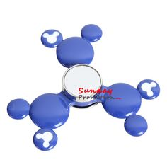 Metal Fidget Spinner Wholesale Price Can Custom Made Logo 25. Wholesale at www.sundaypromotion.com