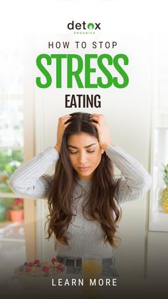 This is something we are hearing about A LOT from our community, so what do you do to beat the binge when anxiety and stress are at an all-time high? Ways To Lose Weight, Weight Loss Tips, How To Stop Stress, Detox Organics, Stress Eating, Lose 50 Pounds, Burn Belly Fat Fast, Mindful Eating, Health And Wellness