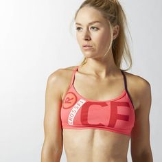 7125733710 Reebok CrossFit Front Rack Bra - Multicolour