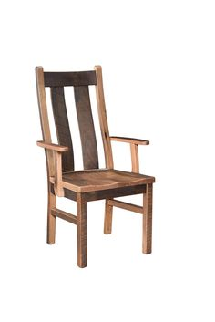Recycled Barn Wood Bristol Dining Chair