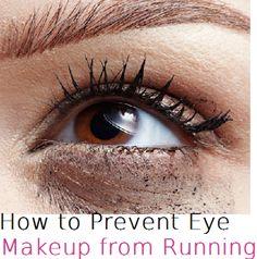 Prevent Your Eye makeup From Running www.scandalashesbyshonda.com