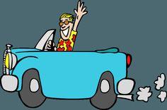 O automóvel e os jovens por Fernando Calmon
