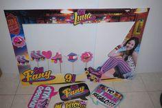 Marcos Gigantes Para Fotos Soy Luna Selfies Fiesta Cumpleaño - $ 550.00 en Mercado Libre Skate Party, 12th Birthday, Son Luna, Arcade Games, Ideas Para, Party Themes, Disney, Selfies, Manzanita