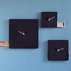 Tabla Chalkboard Clock - A+R Store