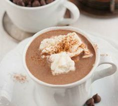 If you are interested in using up your leftover pumpkin and making your hot chocolate a little bit h...