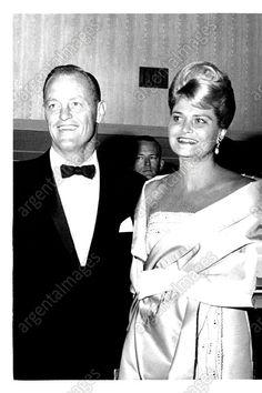 Mr. and Mrs. Donald E. LeVine of Philadelphia. Mrs. LeVine is the former Liz Ann Kelly, sister of Princess Grace of Monaco.