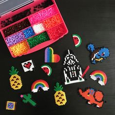#beads #perlerbeads #hamabeads #pattern #diy