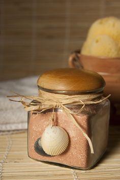 mézes-kecsketejes fürdősó