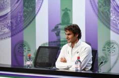 Roger Federer: ´ Le difficoltà di Nadal nei primi turni? Si gioca su erba poi diventa terra´