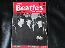 Beatles Monthly Book  No 8 MARCH 1964