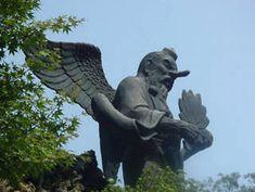 Yamabushi Tenryū Statue