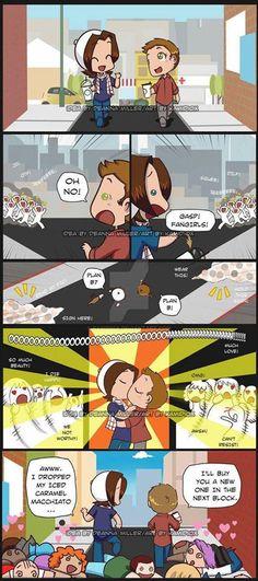 I would die.  - Credit: Kamidiox