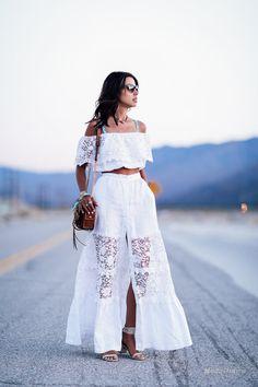 Уличная мода: Богемная весна: модные образы в стиле бохо шик
