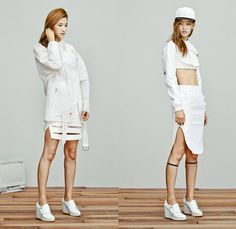Kye 2014 Spring Summer Womens Lookbook - Kathleen Kye Band-Aid Motif Metallic Gold Straitjacket Straps Urban Streetwear - New York Fashion W...