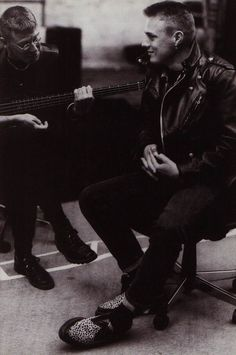 Adam Clayton & Larry Mullen, Jr.