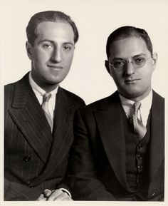 GEORGES AND IRA GERSHWIN