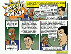 Supacoolman comics