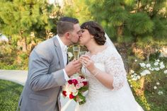 Wait Till You See This Valentine's Day Wedding!