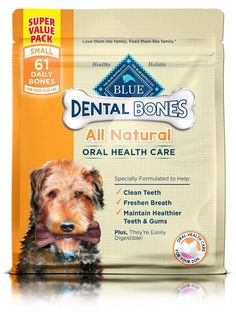 Blue Buffalo 36 oz Dog Bones, Small (2 Pack) ** Review more details here : Dog treats