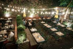 Gran Electrica: Kid-Friendly Restaurants in DUMBO, New York. Photo by Noah Fecks.
