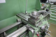 GEMA LZ 160 Leit- und Zugspindeldrehmaschine: Gebraucht kaufen