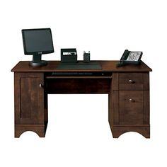 Realspace Dawson Computer Desk $99 - http://www.gadgetar.com/realspace-dawson-computer-desk/