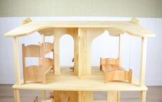 Cozy Furniture, Barbie Furniture, Classic Furniture, Wooden Furniture, Dollhouse Furniture, Dollhouse Kits, Wooden Dollhouse, Sonic Plush Toys, Wooden Table And Chairs