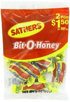 Farleys  Sathers Candy BitOHoney 2 Ounce Pack of 12 -- Learn more by visiting the image link.