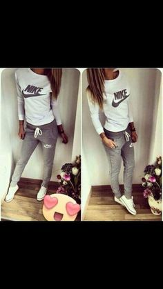 64 Ideas For Sport Wear Mens Nike Shoes Outlet Nike Outfits, Sport Outfits, Summer Outfits, Casual Outfits, Casual Clothes, Nike Clothes, Workout Outfits, Teen Outfits, Casual Suit