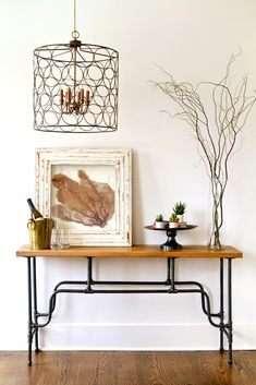 The Kyle Console Table