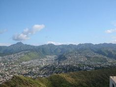 Oahu: 350-acreDiamond Headcrater. Incredible panoramas of Honolulu that you will not find anywhere else. Easy hike; the very much beaten paths is easy enough for kids and the elderly, lengthy staircases (75 steps and 99 steps) and claustrophobia-inducing 225-ft tunnel to the top may be a challenge for the faint of heart. Make it to the top & have plenty of gorgeous photos to prove you've been to Hawaii. Open 6am-6pm $1 ($5 a car); get there early to avoid the crowds and heat of the sun.