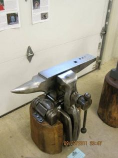 Blacksmith Porn - Welding Projects about you searching for. Metal Working Tools, Metal Tools, Metal Art, Forging Tools, Forging Metal, Metal Projects, Welding Projects, Blacksmith Forge, Blacksmith Projects