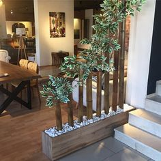 110 Modelos de Artesanato Com Bambu Para Decorar sua Casa Home Room Design, Home Interior Design, Interior Decorating, House Design, Decorating Ideas, Interior Garden, Garden Design, Decor Ideas, Living Room Partition Design
