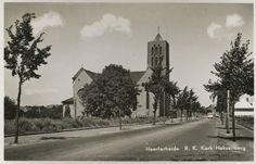 De kerk van de Heksenberg .