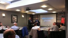 A picture from our Intuitive Alchemy with ProcessFlows Event in London