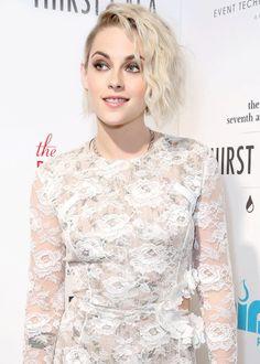 Kristen Stewart arrives to...