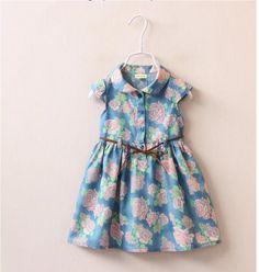 $12.60 (Buy here: https://alitems.com/g/1e8d114494ebda23ff8b16525dc3e8/?i=5&ulp=https%3A%2F%2Fwww.aliexpress.com%2Fitem%2Fsize-1597239-Retail-2016-Summer-Baby-Girls-Dresses-Denim-Printing-Flower-Toddler-Girl-Princess-Dress-Denim%2F32613032842.html ) Y1597239 2017 Summer Dress Baby Girl Dress Denim Printing Flower Toddler Girl Dress Sashes Ruffles Denim Girl Clothes lolita for just $12.60